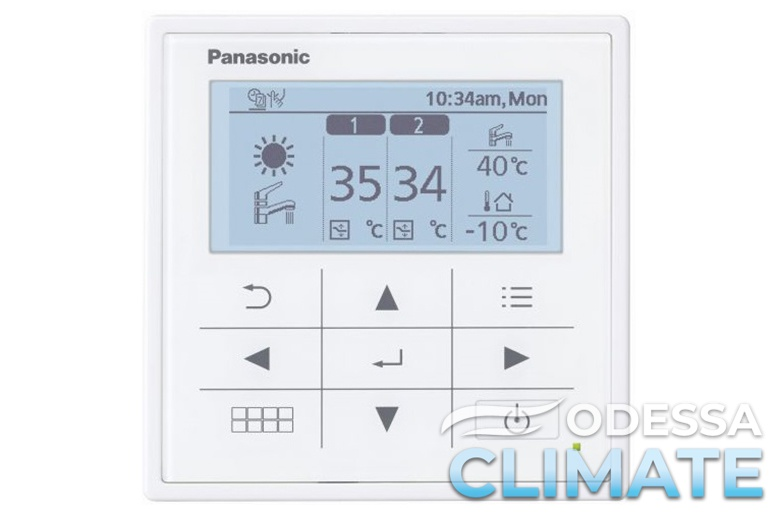 Panasonic WH-SDC12H9E8/WH-UD12HE8