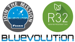 Daikin Bluevolution