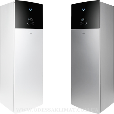 Daikin Altherma 3 EHVH04S23E6V/ERGA04EV серебристый или белый дизайн