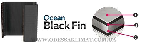 LG Ocean black fin