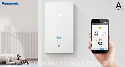 Panasonic Aquarea Smart Cloud онлайн управления тепловым насосом