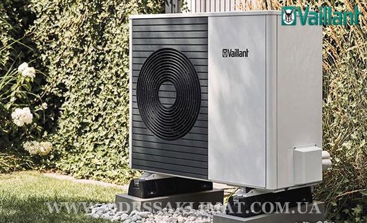 Воздушный тепловой насос Vaillant aroTHERM VWL 125/5 AS купить в Одессе