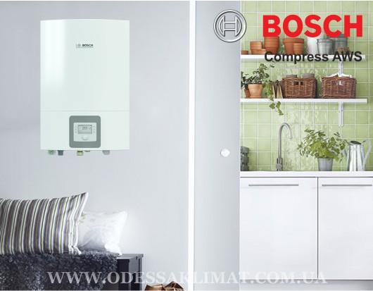 Воздушный тепловой насос Bosch Compress 3000 AWES 6 купить в Одессе