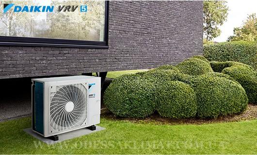 Инверторная VRV система Daikin RXYSA6AV1