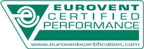 Airwell сертификат Eurovent