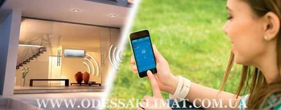 Airwell AWSI-HKD018-N11/AWAU-YKD018-H11 Wi-Fi