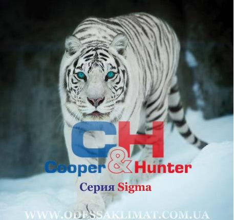 Купить кондиционер Cooper-Hunter CH-S18FTXC в Одессе