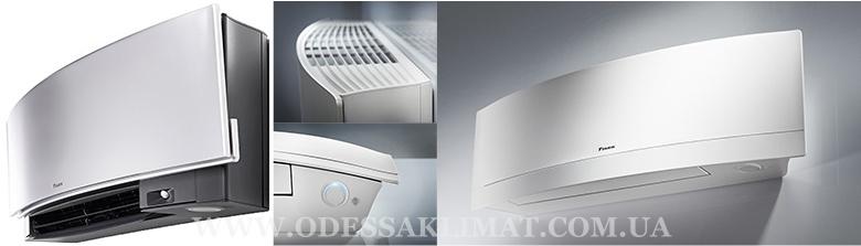 Daikin Emura дизайн