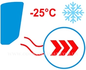 Daikin обогрев при минусовой температуре