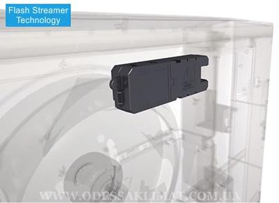 Daikin flash streamer