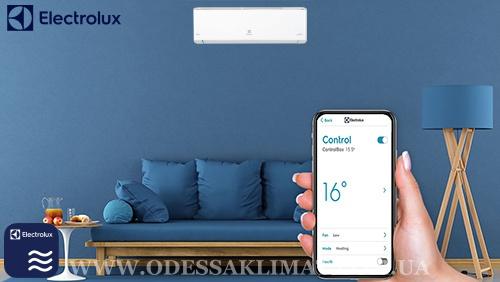 Electrolux Wi-fi ControlBox приложение для кондиционера
