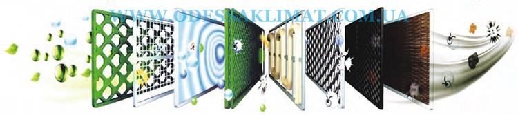Gree Фильтры очистки воздуха