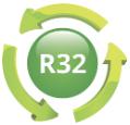 Gree новый высокоэффективный экологичный фреон R32