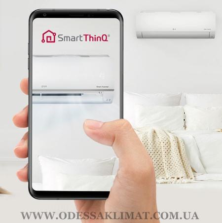 LG Wi-Fi Smart ThinQ