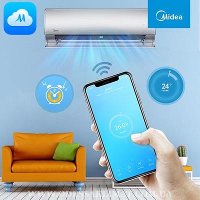 Midea wi-fi app