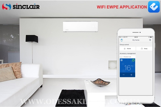 Sinclair Wi-Fi EWPE