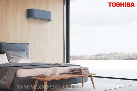 Toshiba RAS-10N4KVRG-UA/RAS-10N4AVRG-UA Haori купить кондиционер в Одессе