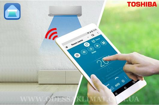 Wi-fi контроллер Home AC Control Toshiba