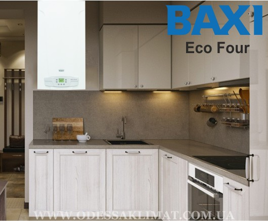 Baxi Eco Four 1.140 Fi купить Одесса