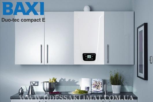 Baxi Duo-tec Compact E 20