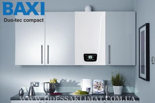 Baxi Duo-tec Compact 1.24 GA