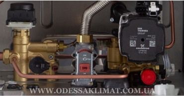 Baxi LUNA Duo-tec E 40 Гидравлический модуль