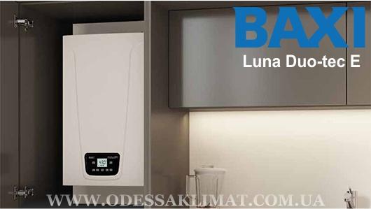 Baxi LUNA Duo-tec E 40