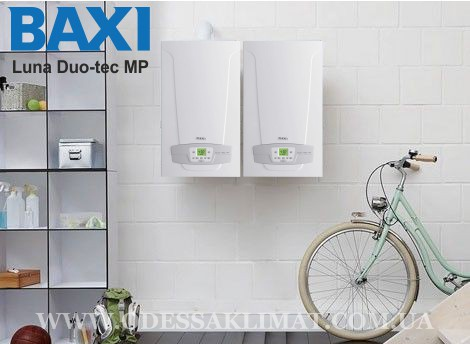 Baxi LUNA Duo-tec MP 1.130