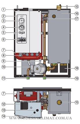 Bosch Tronic 5000 H Схема