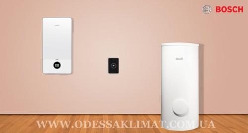 Bosch condens GC7000i Система