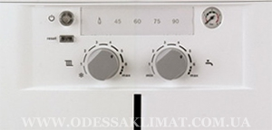 Bosch Gaz 4000 Панель