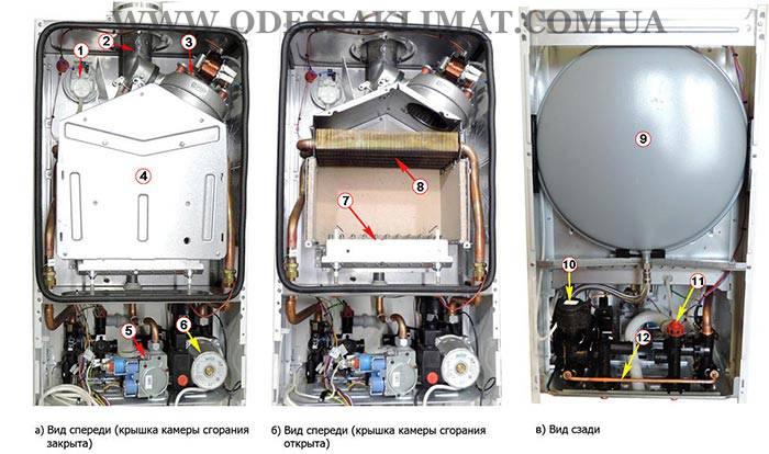 Bosch Gaz WBN 6000-24C RN вид