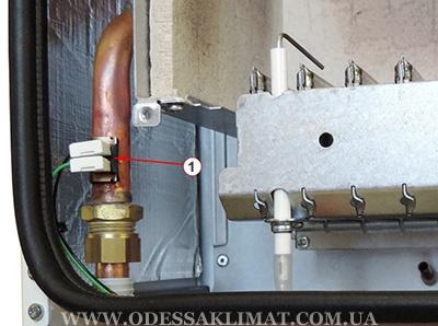 Bosch GazWBN 6000-24C контроль