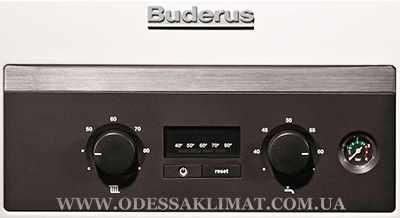 Buderus Logamax U044-24K панель