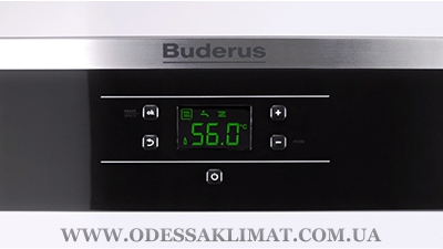 Buderus Logamax plus GB062-24 KD панель