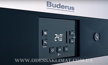 Buderus Logamax plus GB122i-24 KD панель