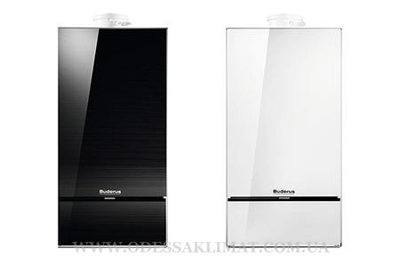 Buderus Logamaxplus GB172i black white