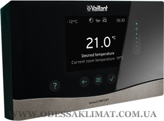 Vaillant SensoCOMFORT VRT 720(720f), SensoHOME VRT 380(380f)