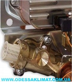 Vaillant turboTEC plus сетчатый фильтр