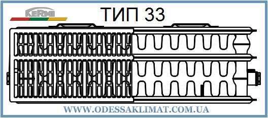 Kermi FKO 33